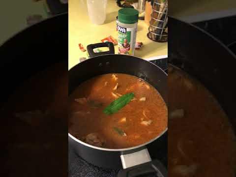 Puerto Rican Chicken Soup Part 2