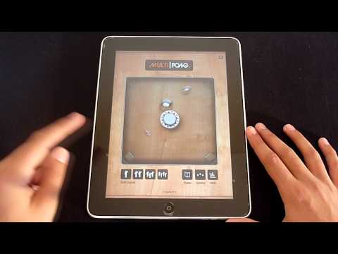 MultiPong for iPad - App Review