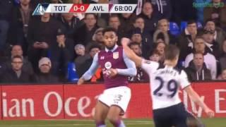 Tottenham Hotspur vs Aston Villa 2 0    All Goals & Extended Highlights  08 01 2017 #FAcup