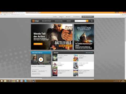 Wie erstelle ich einen Account bei Steam, Origin und Uplay ? [How-to] Tutorial