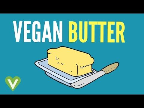 Easy Vegan Butter Recipe | The Dairy Detox