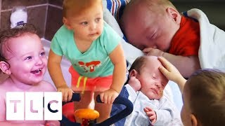 So Many Cute Babies!   Hodges Half Dozen VS Outdaughtered