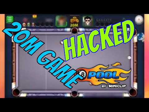 8 Ball Pool - 20M Seoul Tower HACK GamePlay Easy Winning
