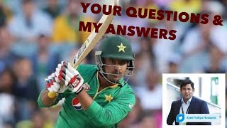 Your Questions & My Answers .| Yahya Hussaini |