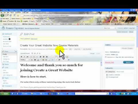 install a facebook like button on wordpress websites.mp4