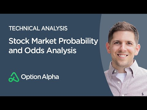 Stock Market Probability and Odds Analysis