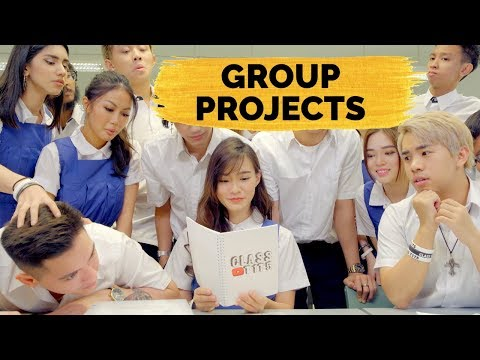 Xxx Mp4 13 Types Of Students In Group Projects 3gp Sex