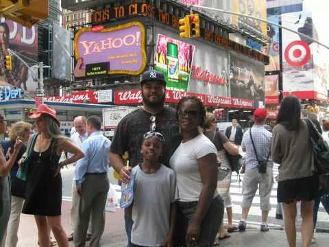 Family Trip To The Poconos & NYC
