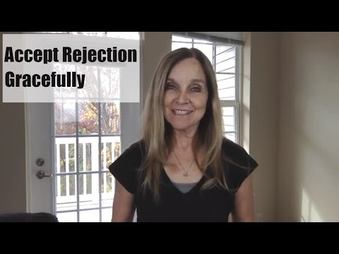 How to Accept Rejection in Your Home Business