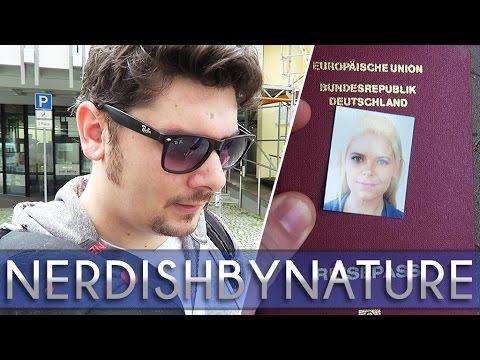 SARA'S NEW PASSPORT