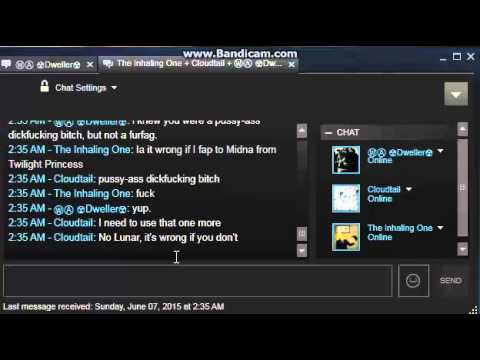 2 Friends Argue On Steam