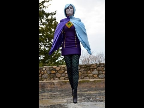 How to Make a Fi Cosplay From Zelda: Skyward Sword