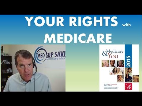 Your Rights with Medicare - 877-88KEITH (53484)