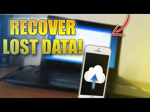 How To Recovery Deleted / Lost Messages, Pictures & Calls - Lost or Stole Phone iOS ( iPhone )