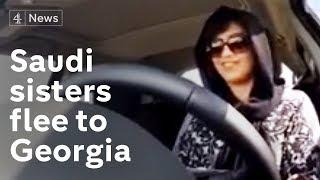 The Saudi sisters on the run in Georgia