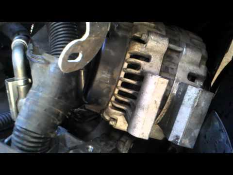 2005 Chevy TrailBlazer thermostat location