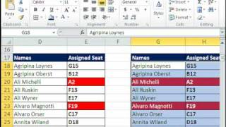 Excel Magic Trick 514 Conditional Formatting Duplicate Values 3 Metho