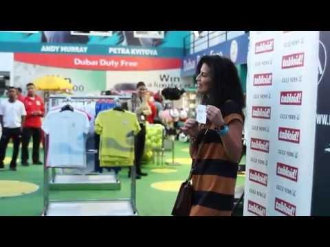 Ladies' Day At The 2015 Dubai Duty Free Tennis Championships