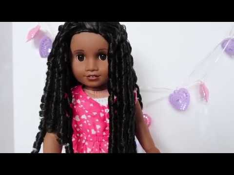 What My Dolls are Wearing! {Valentine's Day 2018}