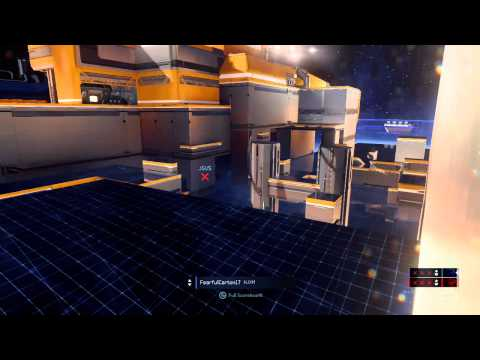 Halo 5: Guardians Multiplayer Beta Breakout Trench
