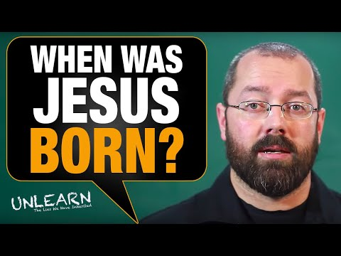Was Jesus really born on December 25th (Christmas Lies) - UNLEARN the lies