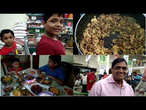 Kerala Woman Shopping & Monday Lunch Vlog / No -10