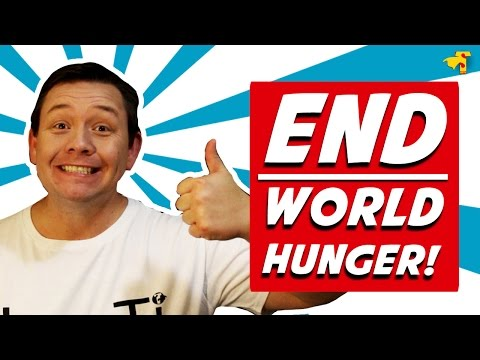 Ending World Hunger One Child At A Time!