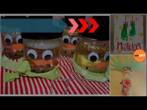 Christmas Craft Ideas For Children - Xmas Crafts For Kids