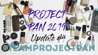 Project Pan 2019   Update #4