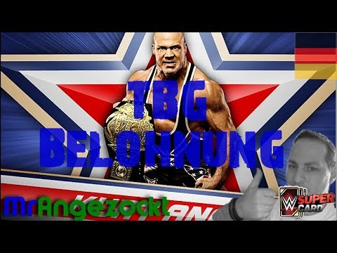 #WWESuperCard S4 ★ TBG Belohnung & #RoadToGlory★  [DE/GER][#MrATeam][PC, HD+, deutsch]