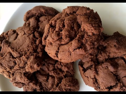 Eggless Chocolate Cookie Recipe - Inspired by World of Warcraft
