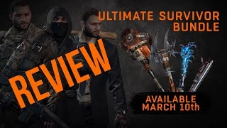 Dying Light | Ultimate Survivor Bundle DLC | Review/Gameplay