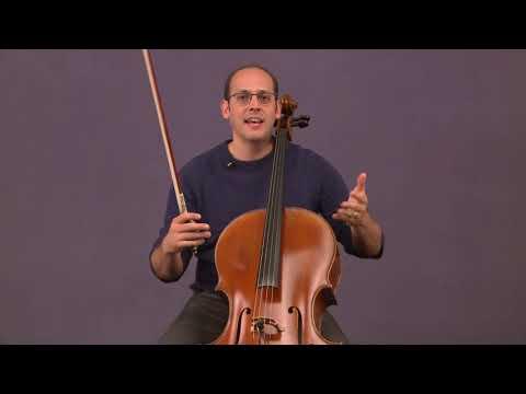 How to Choose a Cello Bow