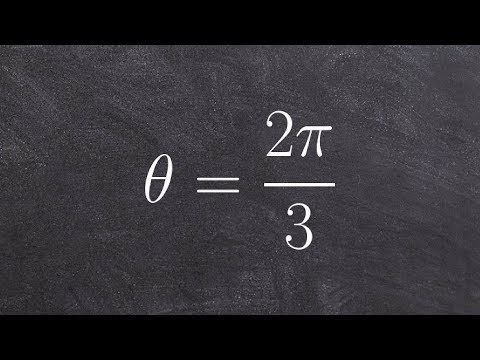 Finding the reference angle of an angle in quadrant two - Cool Math
