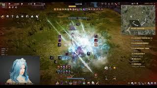 Black Desert Online Sorceress Vs Warrior 5 - PakVim net HD