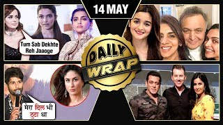 Kangana @ Cannes 2019, Katrina Remembers Ranbir, Alia REACTS On Rishi - Deepika | Top 10 News