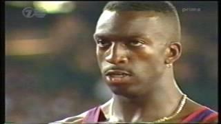 Download Michael Johnson Atlanta 1996 Gold 400m/200m