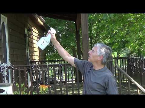 Bee Stop Natural Carpenter Bee Deterrent