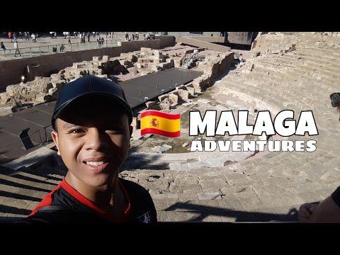 Malaga Montage! Malaga, Spain Adventures | Travel Vlog #3