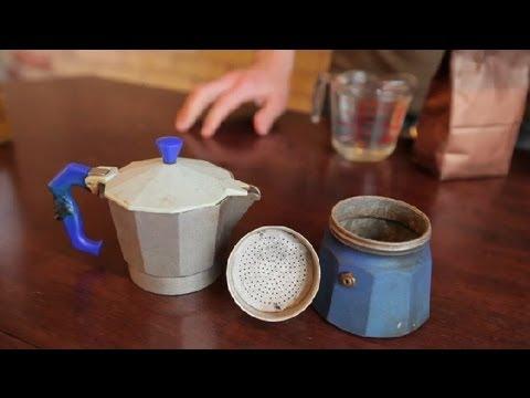 How to Make Tea in a Stovetop Espresso : Tea & Espresso