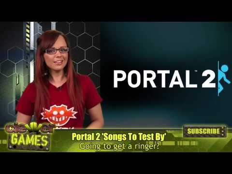 Portal 2 Sountrack Part 2 Now Available