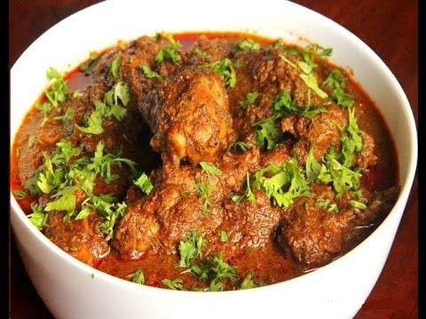 Kolhapuri Chicken Hindi Recipe