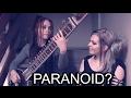 Black Sabbath - Paranoid (KuuΔelta sitar & vocal jam)