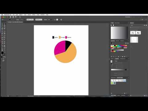 Making Graphs in Illustrator
