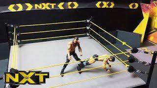 Austin Aries vs. Baron Corbin - First Round Match: WWE NXT Tournament