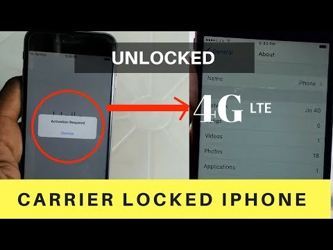 CARRIER UNLOCK IPHONE WIth Q Sim 2 card Working 100%4G lte plus volte  all ios 7 to ios 11 supported