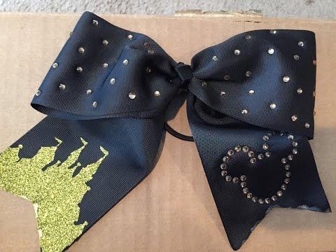 Disney Cheer Bows