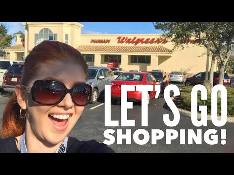 SHOP WITH ME | New Makeup At Walgreens
