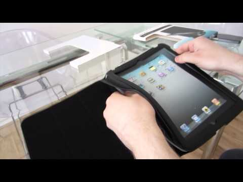 Belkin Trifold Folio Case for iPad Unboxing