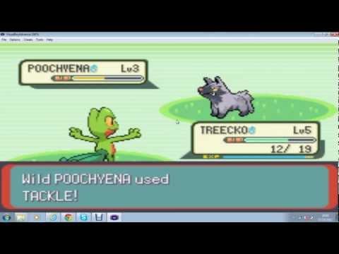 (Pokemon Emerald) Walkthrough Part 2 HD